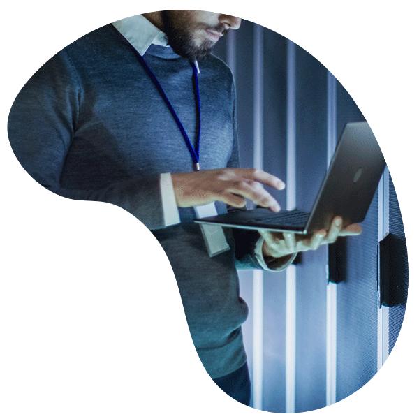 L'équipe du C2S de notre ESN sur Paris assure l'infogérance de vos serveurs applicatifs