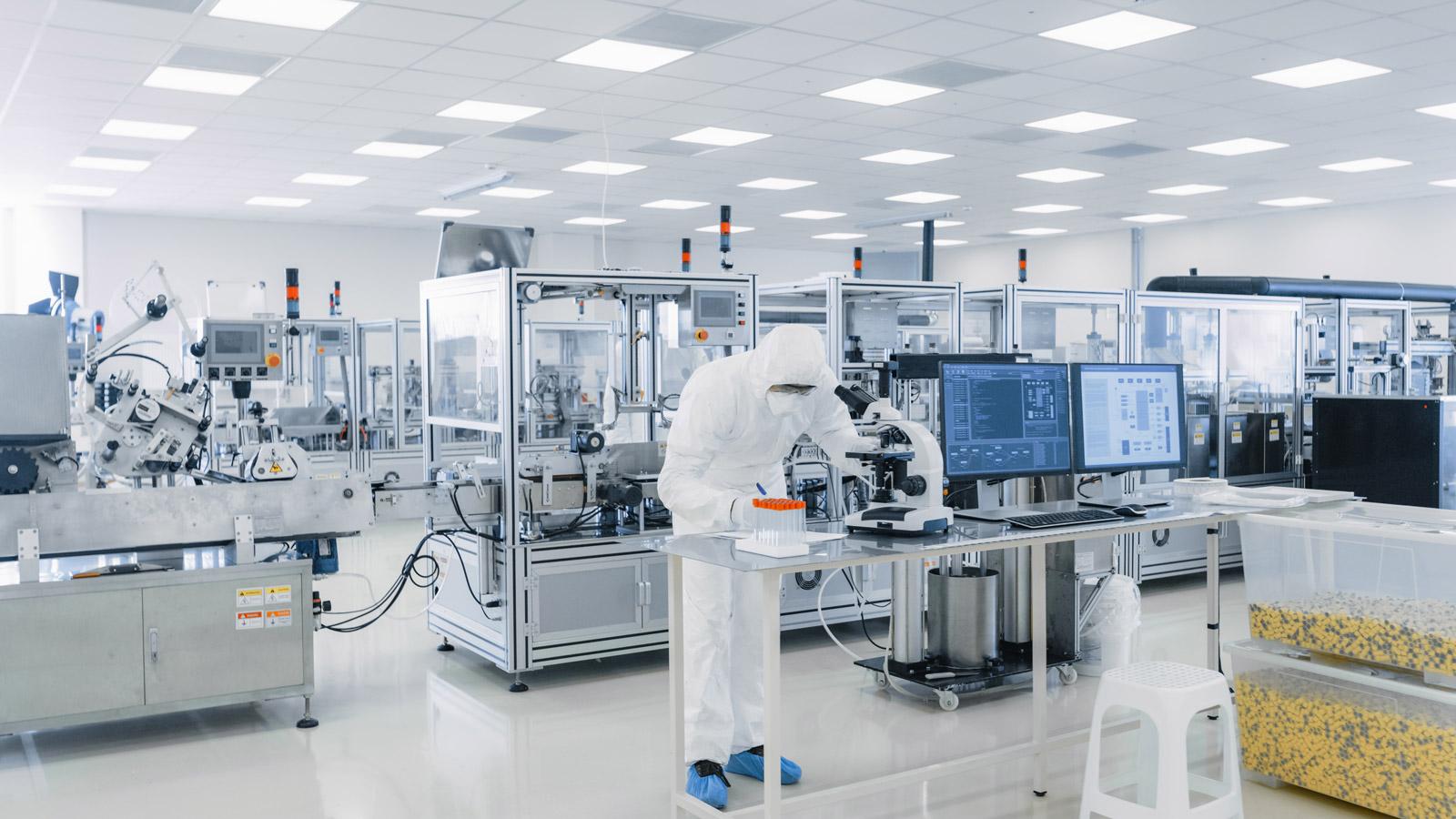 Traçabilité des médicaments dans l'industrie pharmaceutique