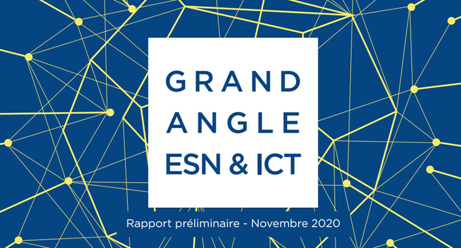 77ème place au classement Grand Angle ESN 2020