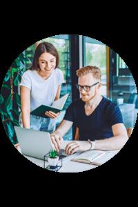 Notre agence UX UI et développement conseille et audit vos projets