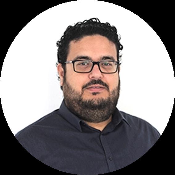 Mohamed-Ali Charfeddine, directeur de projet digital et responsable CDS