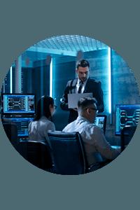 Notre ESN pilote l'infogérance de vos systèmes de sécurité