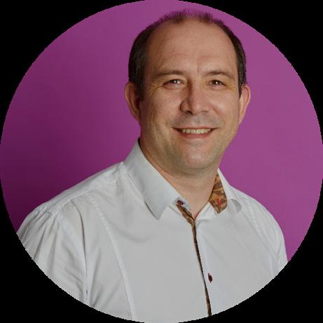 Stéphane PITOUT, responsable de l'agence LIMS & ELN