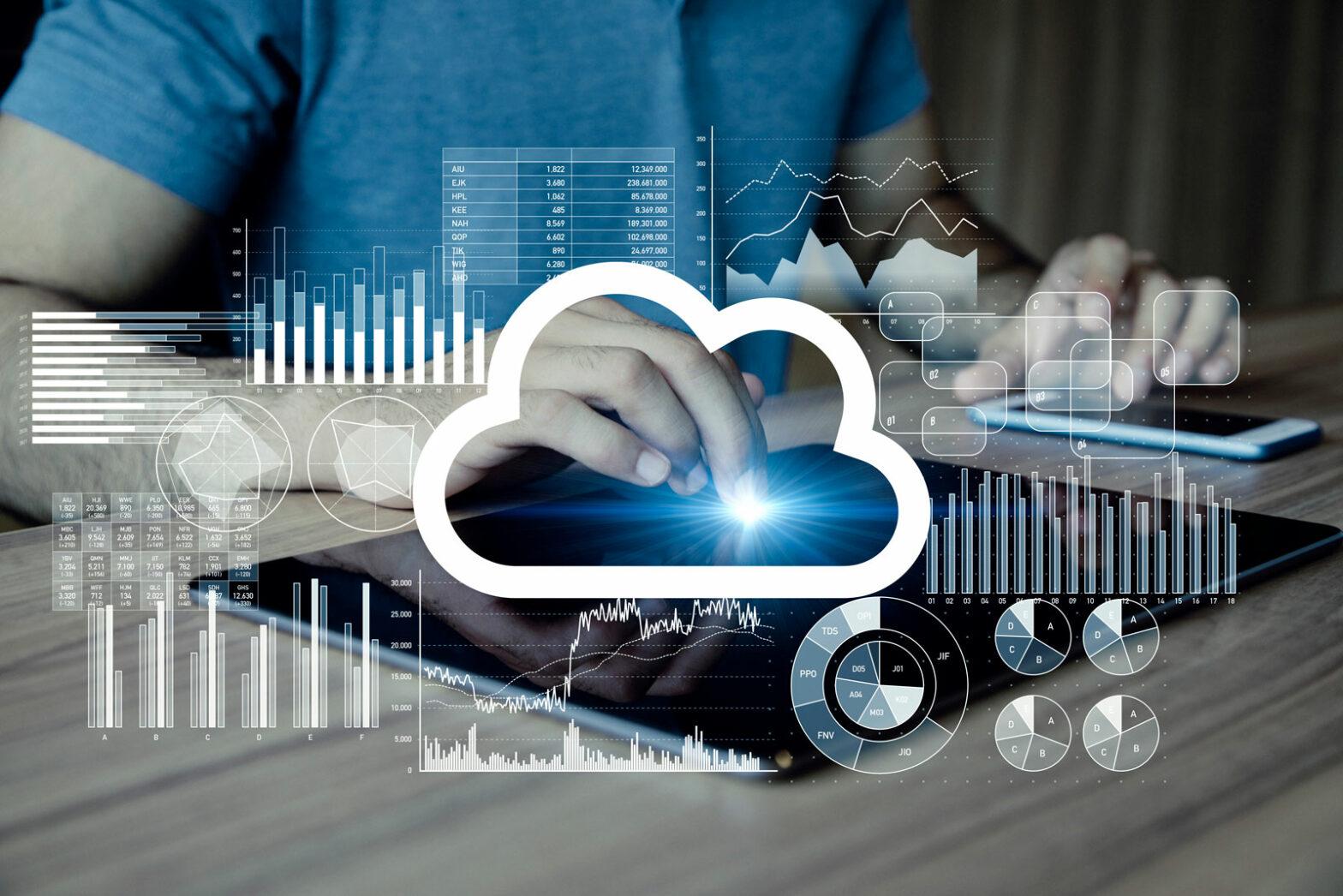 Plateforme et solution cloud pour les entreprises